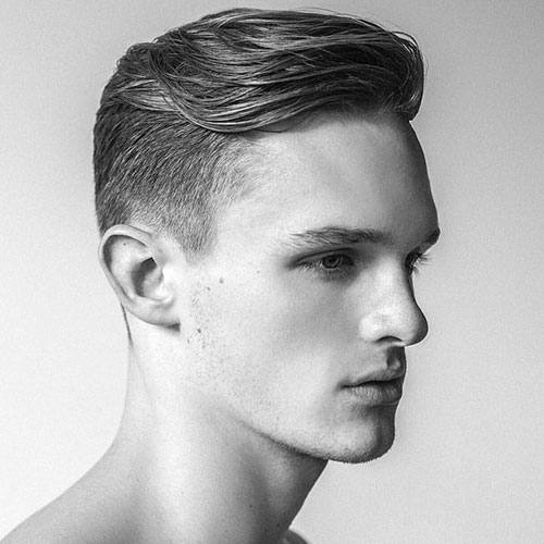 Haircuts For Men With Fine Hair