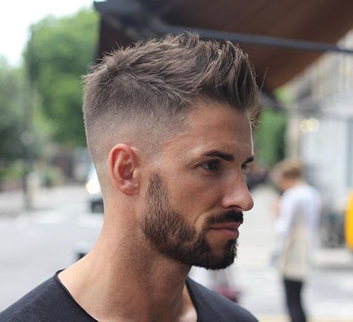 Modern Gentleman Haircut