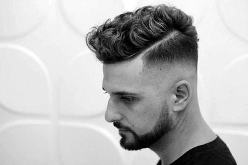 Tape Line Haircut