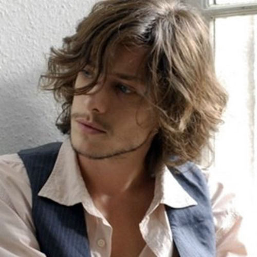 Mens Shoulder Length Hairstyles 2020