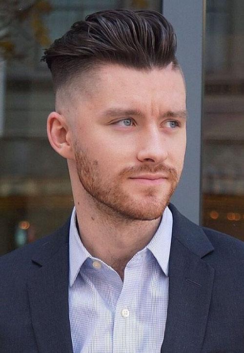 Modern Ivy League Haircut