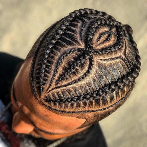 Guy Hair Braids Styles