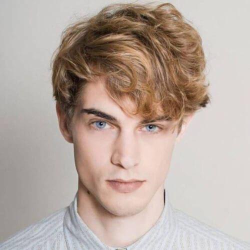 Dimensional Blonde Hair