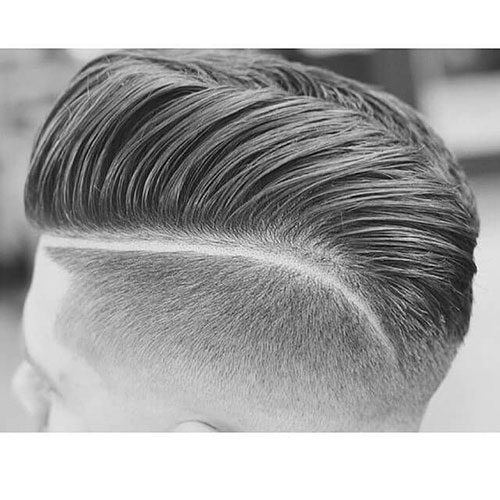 Hard Line Haircut