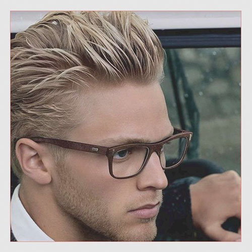 Blonde Hair Men