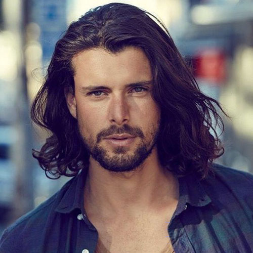 Shoulder Length Haircuts For Men