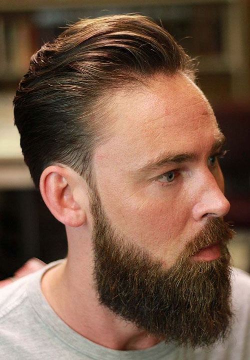 Mens Hairstyle For Fine Hair