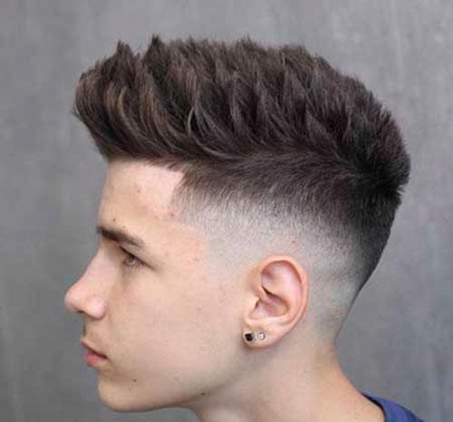 2020 Teen Boy Haircuts