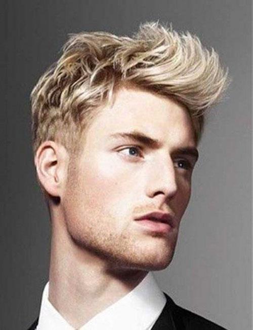 Mens Blonde Hairstyles 2020