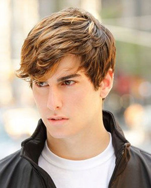 Teen Boy Hairstyles 2020