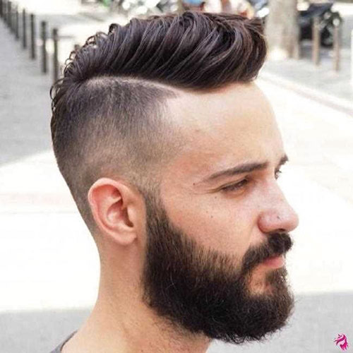 Modern Greaser Haircut