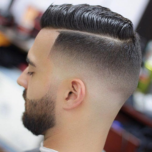 Surgical Line Haircut