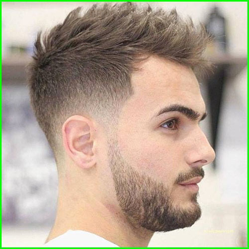 Young Businessman Hairstyle